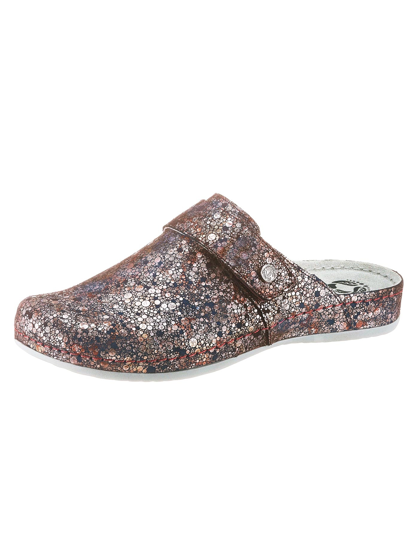 Mubb Clogs in Metallic-Optik | Schuhe > Clogs & Pantoletten > Clogs | Mubb