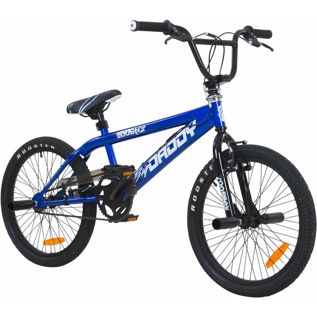 deTOX BMX-Rad »DeTox BigShaggy«, 1 Gang