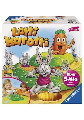 Ravensburger Spiel »Lotti Karotti«, Made in Germany, FSC® - schützt Wald - weltweit kaufen