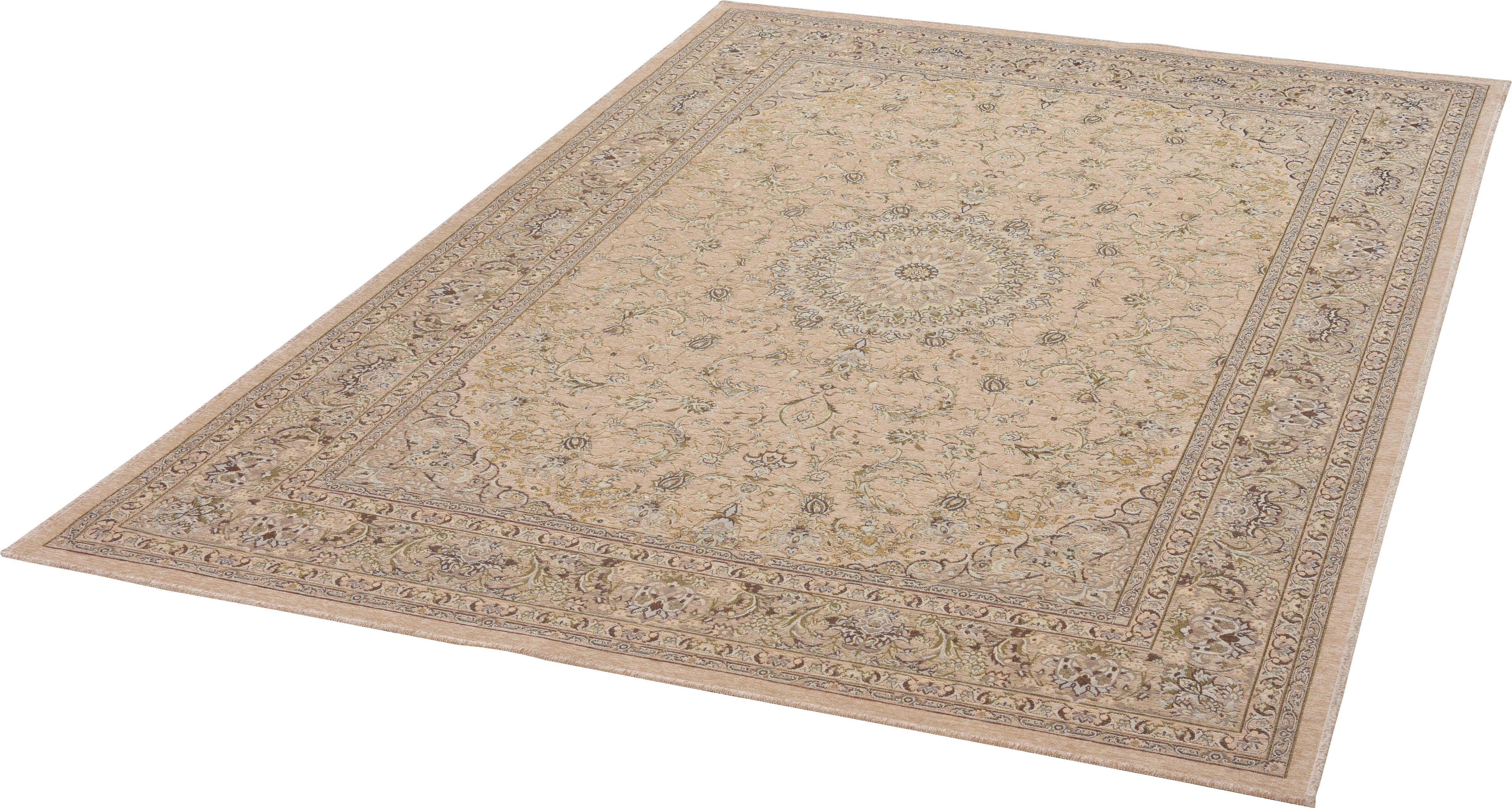 Teppich Flomi Classic THEKO rechteckig Höhe 4 mm maschinell gewebt