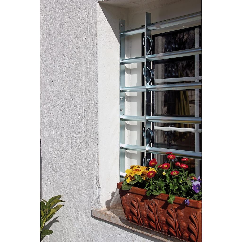 GAH Alberts Fensterschutzgitter »Secorino Style«, BxH: 100-150x60 cm