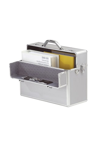 Alumaxx® Pilotenkoffer aus Aluminium, »Alpha, silber« kaufen