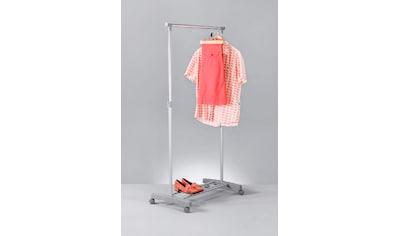 ZELLER Kleiderständer »Roll - Kleiderständer, mit Ablage« kaufen