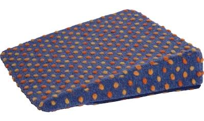 DELAVITA Keilkissen »Punkte«, aus reiner Schurwolle kaufen