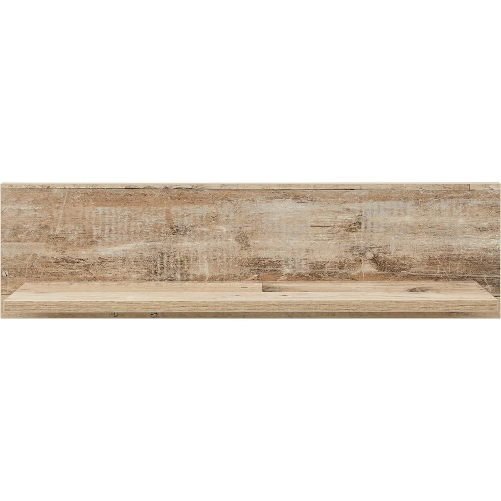 Wandboard »Merlin«, im modernen Dekor Old Style hell