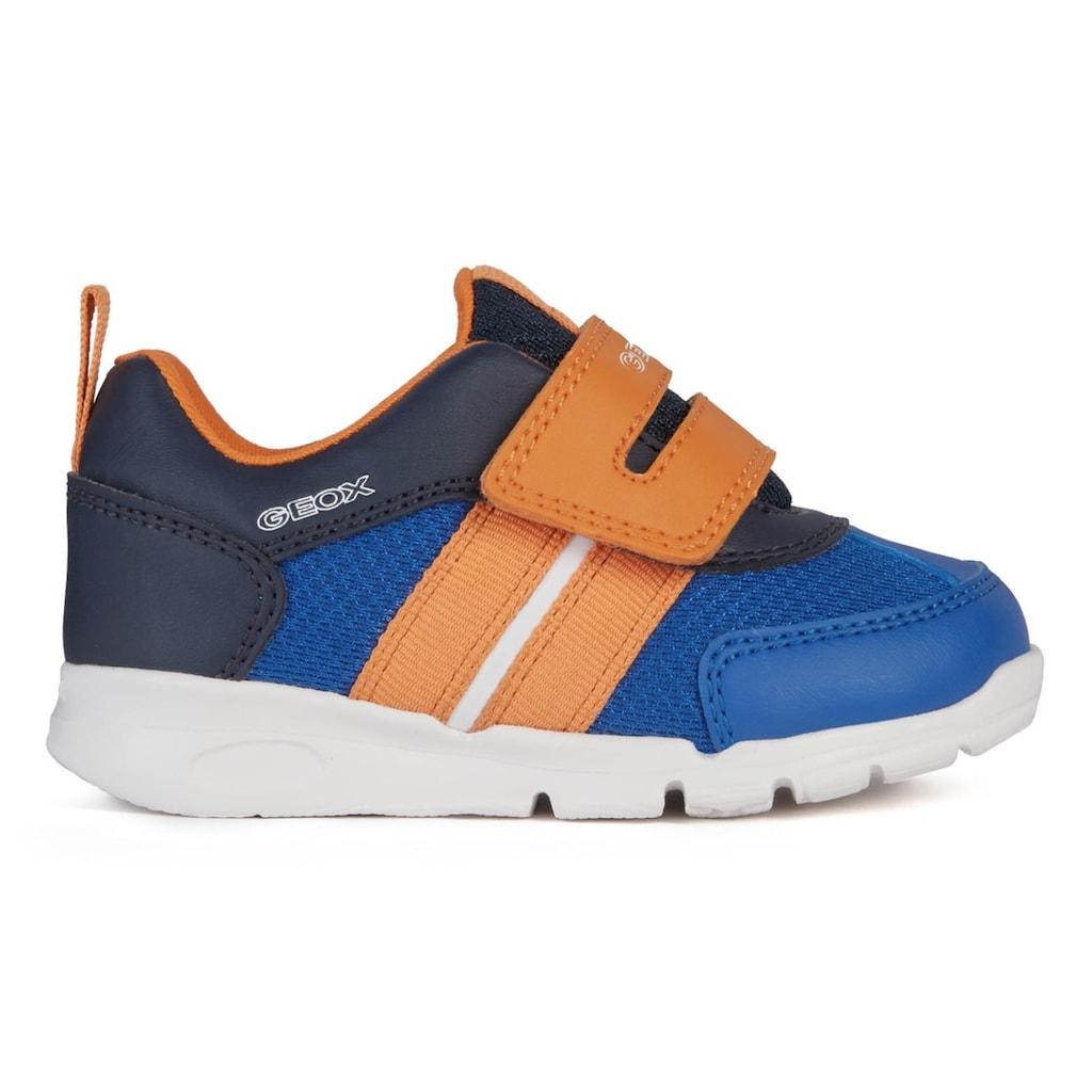 Geox Kids Sneaker »B Runner Boy A«, in cooler Farbkombi