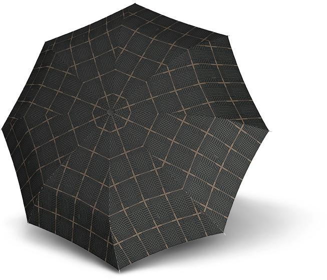 Knirps Taschenregenschirm ´´T300 Large Duomatic´´   Accessoires > Regenschirme > Sonstige Regenschirme   Schwarz   Knirps