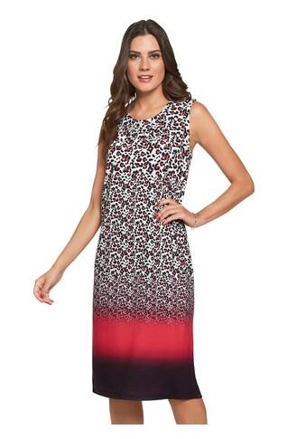 Lady Jersey - Kleid im wildromantischen Mix kaufen