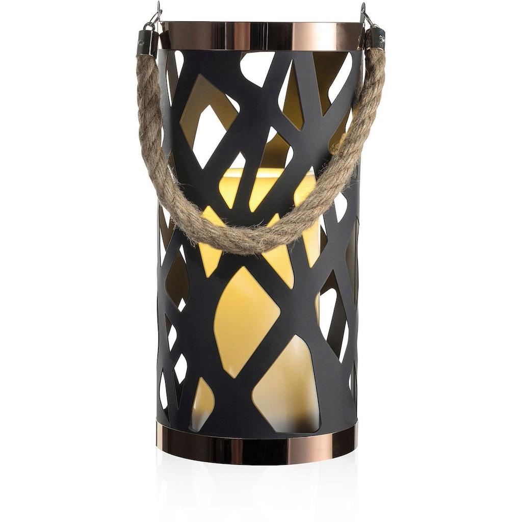 Pauleen LED Laterne »Soul inkl. Kerze«