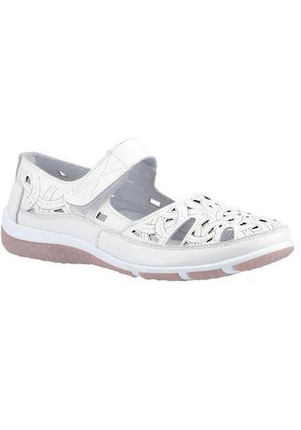 Fleet & Foster Klettschuh »Damen Jasmine Klettverschluss Mary Jane Schuhe« kaufen