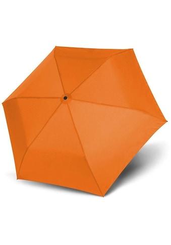 doppler® Taschenregenschirm »Zero Magic, uni fruity orange« kaufen