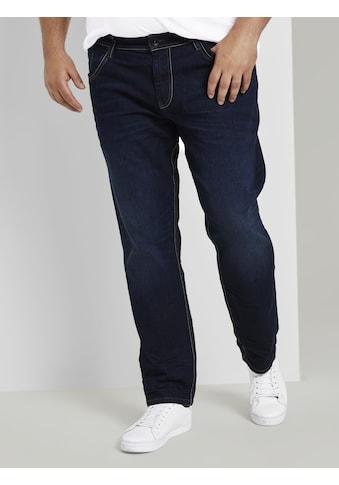 TOM TAILOR Men Plus Slim - fit - Jeans »Slim Fit Jeans mit Taschendetails« kaufen