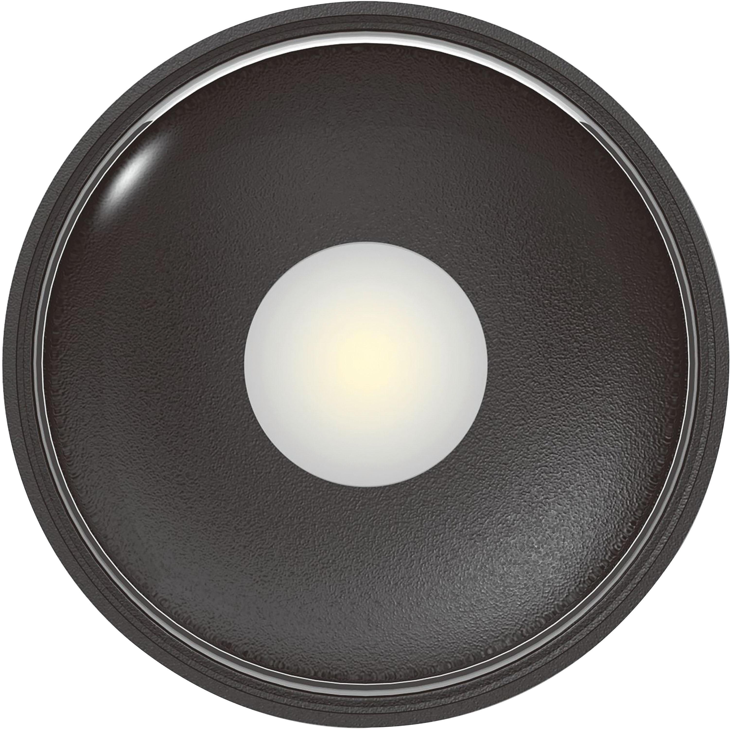 HEITRONIC LED Deckenleuchte Girona, LED-Board, Warmweiß, Höhe nur 36 mm