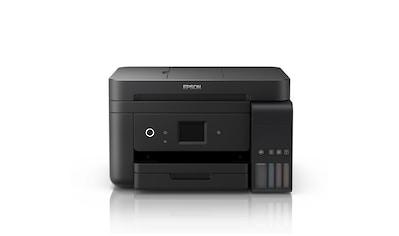 Epson EcoTank ET - 4750 A4 Drucker »Farbe, USB, Wifi, 4 in1« kaufen