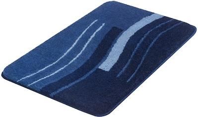 Kleine Wolke Badematte »Viola«, Höhe 20 mm, rutschhemmend beschichtet, fußbodenheizungsgeeignet kaufen