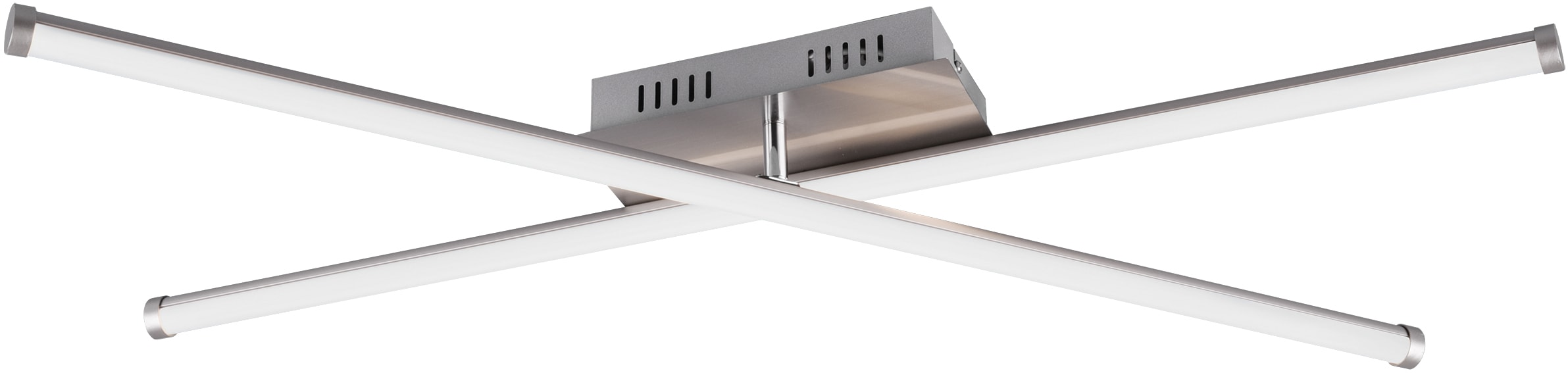 TRIO Leuchten LED Deckenleuchte SMARAGD, LED-Board, 1 St., Farbwechsler, LED Deckenlampe