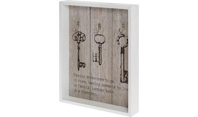 Myflair Möbel & Accessoires Schlüsselkasten »Satos« kaufen