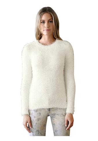 Amy Vermont Rundhalspullover, in flauschiger Qualität kaufen
