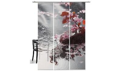 emotion textiles Schiebegardine »Blütenregen«, HxB: 260x60, mit Befestigungszubehör kaufen