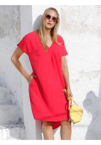 MIAMODA Sommerkleid, mit Leinen-Anteil kaufen