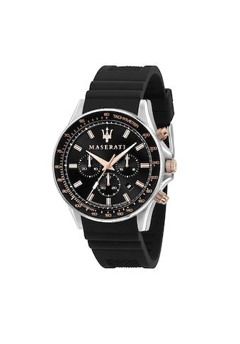 Maserati Time Automatikuhr »SFIDA« kaufen