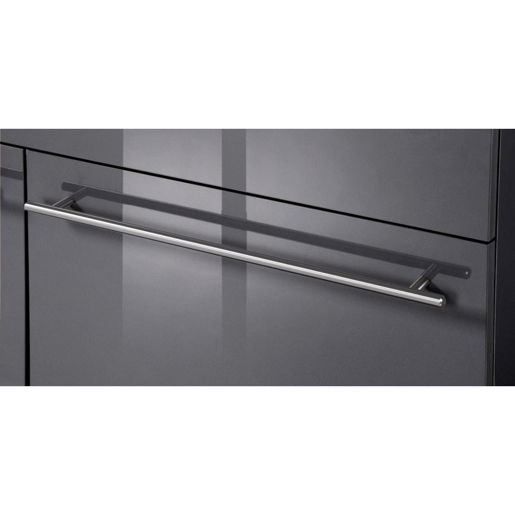 wiho Küchen Spülenschrank »Chicago«, 100 cm breit, inkl. Einbauspüle aus Edelstahl