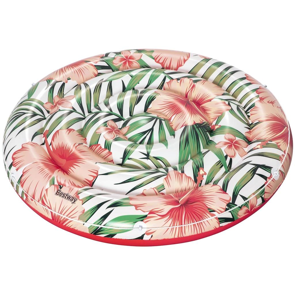 Bestway Luftmatratze »Aloha«, 147 cm Durchmesser