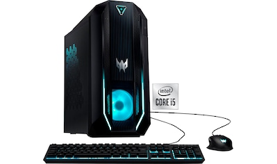 Acer »Predator Orion 3000 (PO3 - 620)« Gaming - PC (Intel®, Core i5, RTX 2060, Luftkühlung) kaufen