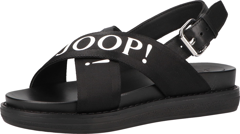 joop! - Joop Riemchensandale Leder/Textil
