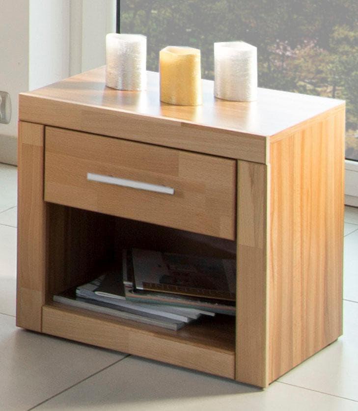 Home affaire Nachttisch Triest mit Schublade Breite 50 cm