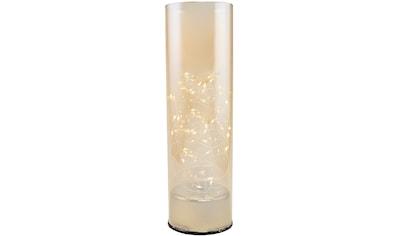Dekolicht, Neutralweiß, aus Glas, mit 30 LEDs, Höhe ca. 25 cm kaufen