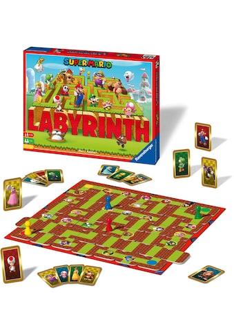 Ravensburger Spiel »Supermario™ Labyrinth«, Made in Europe, FSC® - schützt Wald -... kaufen