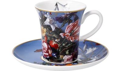 """Goebel Espressotasse »Jan Davidsz de Heem - """"Sommerblumen""""«, 100 ml kaufen"""