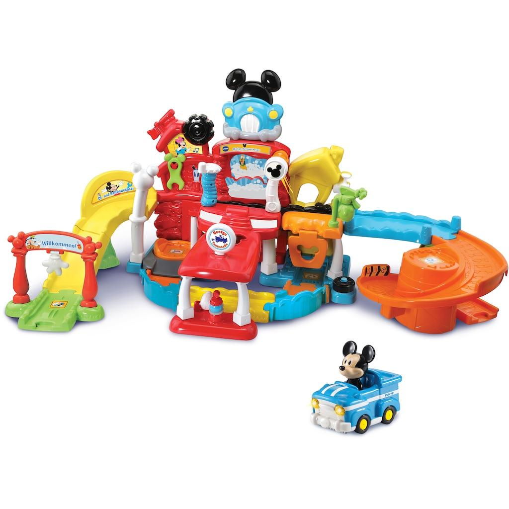 Vtech® Spiel-Gebäude »Tut Tut Baby Flitzer - Mickys Autowerkstatt«