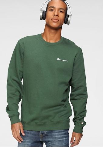 Champion Sweatshirt »CREWNECK SWEATSHIRT« kaufen