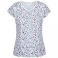 Trespass T-Shirt »Damen Charlene mit Blumenmuster und Flügelärmeln«