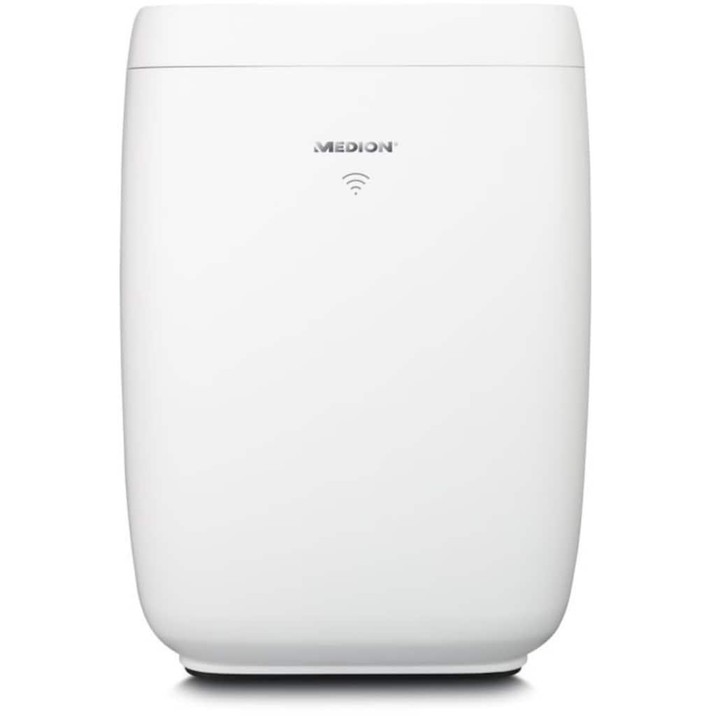 Medion® Luftreiniger »MD 10378«, für 72 m² Räume, HEPA FILTER (H13)