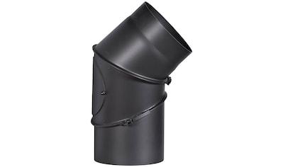 FIREFIX Rohrbogen ø 200 mm, 90°, Stahlblech, mit Tür kaufen