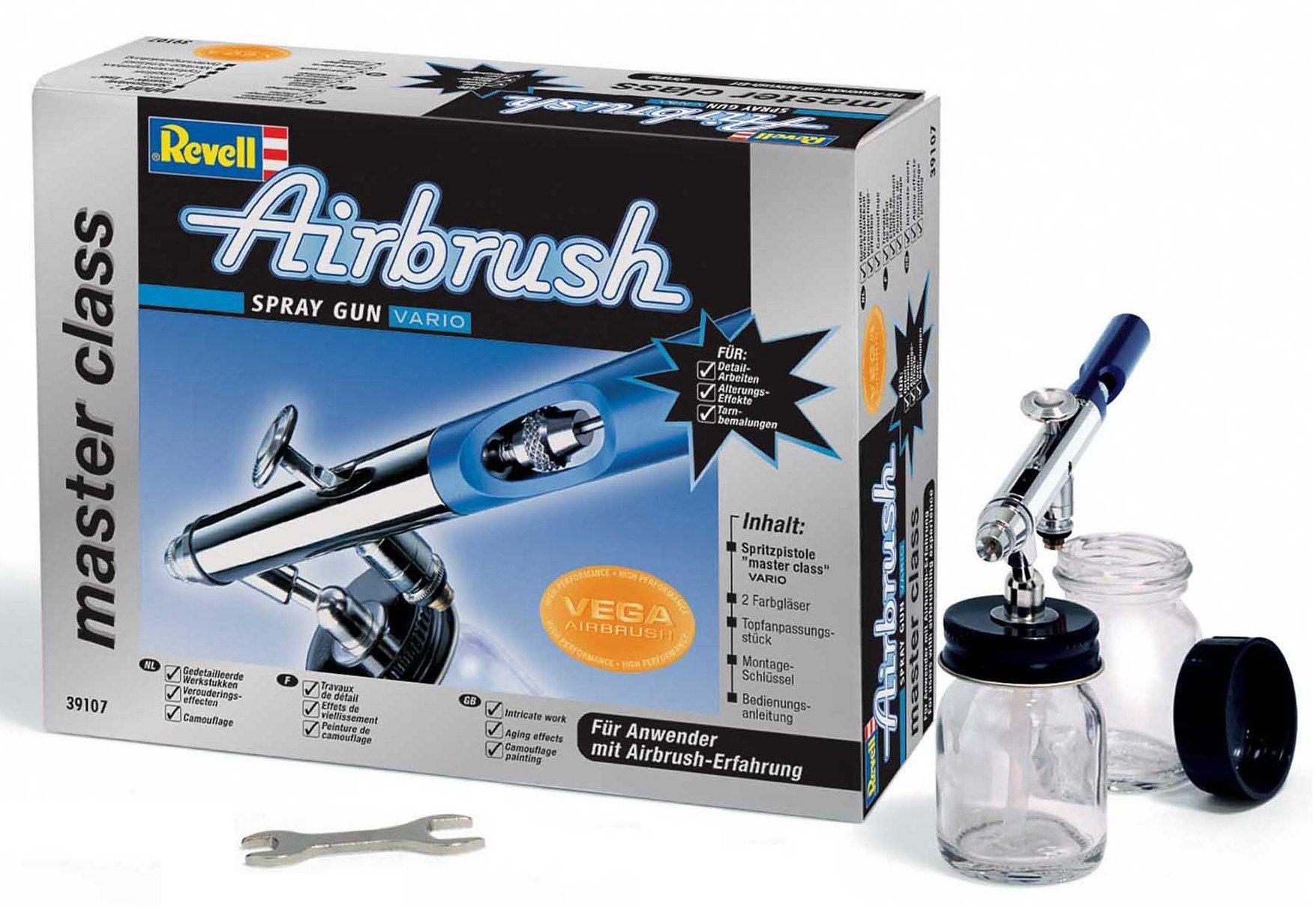 Revell® Airbrush-Pistole,  Spray Gun master class Vario  Preisvergleich