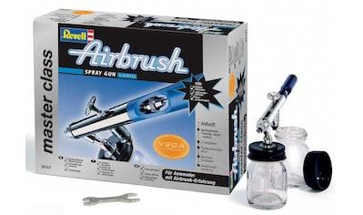 Revell® Farbsprühgerät »Airbrush-Pistole - Spray Gun master class Vario« kaufen