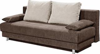 inosign schlafsofa auf rechnung kaufen baur. Black Bedroom Furniture Sets. Home Design Ideas