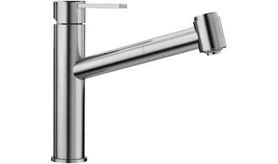 BLANCO Küchenarmatur »AMBIS - S«, Hochdruck, mit herausziehbarer Zweistrahlbrause kaufen