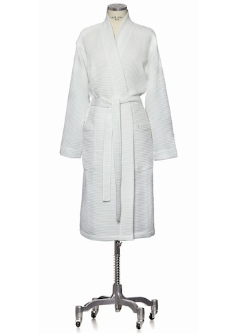 Möve Kimono »Homewear«, (1 St.), Piquée-Oberfläche kaufen