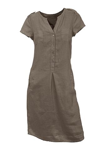 LINEA TESINI by Heine Sommerkleid »Leinenkleid« kaufen