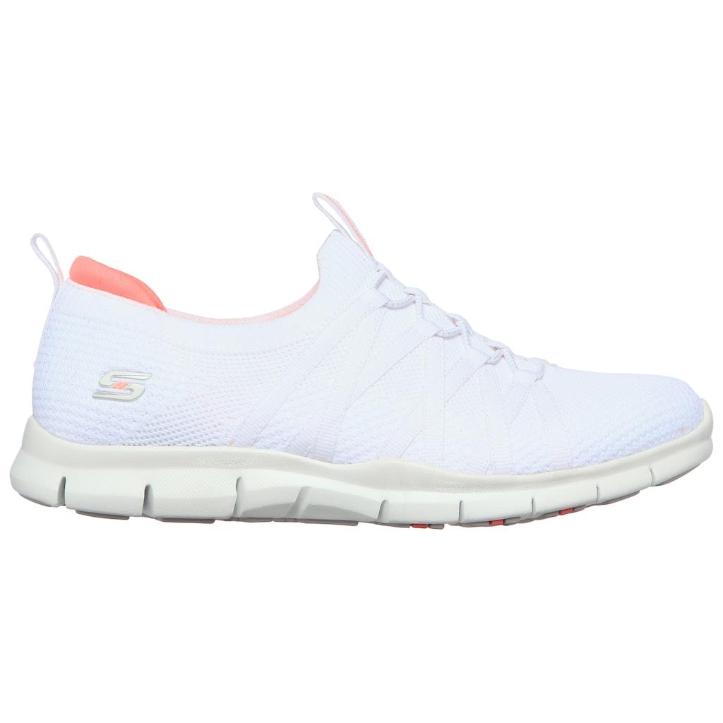 Skechers Slip-On Sneaker, mit Bio-Dri-Ausstattung