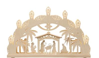 Weigla LED Schwibbogen »Bethlehem«, 1 tlg., 7-flammig kaufen