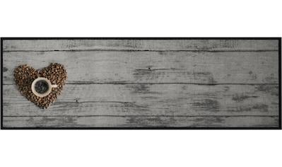 Zala Living Küchenläufer »Coffee Bean«, rechteckig, 5 mm Höhe, In- und Outdoor... kaufen