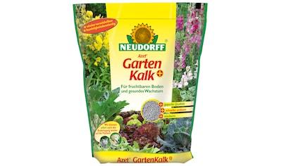 NEUDORFF Bodenverbesserer »Azet GartenKalk+«, 2,5 kg kaufen