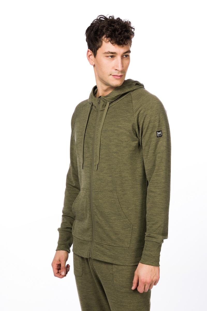 SUPERNATURAL Kapuzensweatjacke M ESSENTIAL ZIP HOODIE | Bekleidung > Sweatshirts & -jacken > Sweatjacken | Super.Natural
