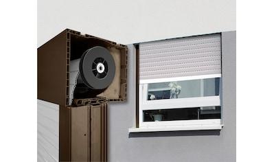 SCHELLENBERG Aufsatzrollladen Kunststoff, für Roro - Fenster 100x135 cm kaufen